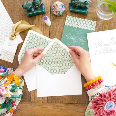 How to Assemble Envelope Liners