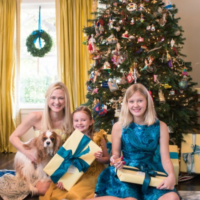 Decking the Halls with Cloche Designs' Laura Nell Burton
