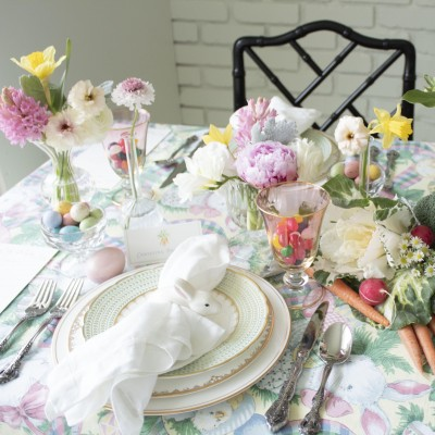 Easter Brunch with Huckleberry Collective's Christina Brockman
