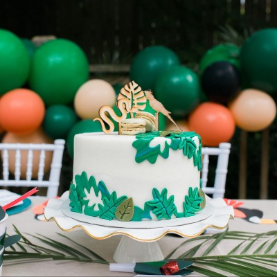 A Jungle Birthday Bash