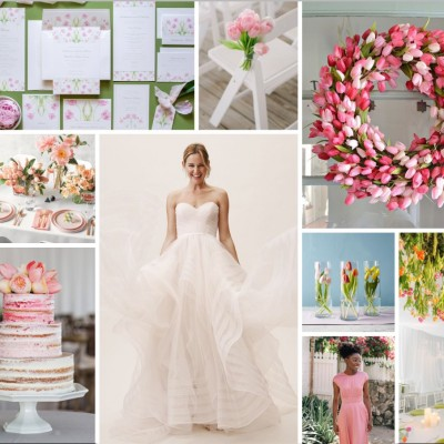 Dixie Wedding Mood Board: The Dumbarton Collection