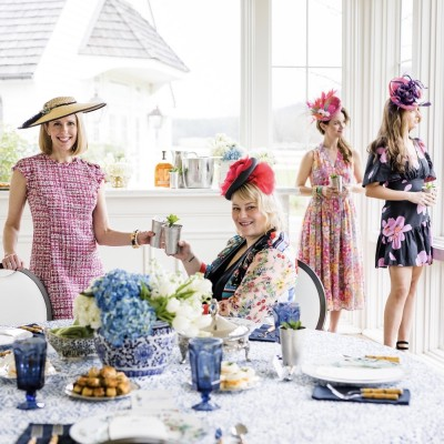 Derby Collaboration: Dixie x Formé Millinery