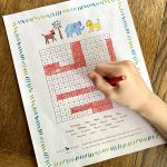 Activity Printable Day 7: Word Search