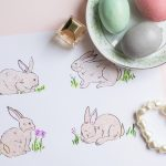 Activity Printable Day 13: Easter Coloring Sheets