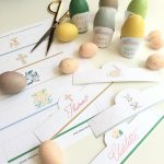 Activity Printable Day 12: Easter Egg Cups