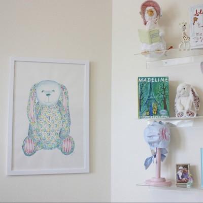 Artist Spotlight: Jennifer Ashley Nursery Tour