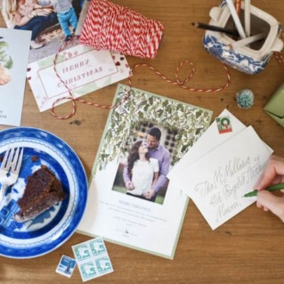 Dixie's Guide to Spectacular Holiday Cards & Invitations