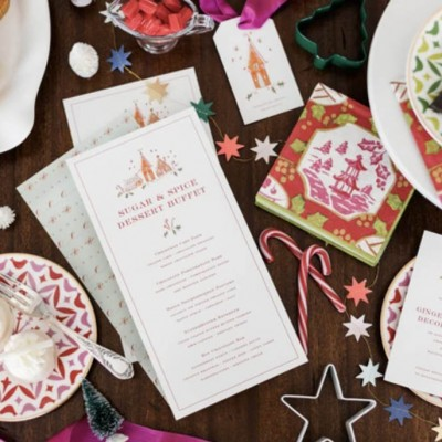 A Holiday Sweets 'N Treats Dessert Party