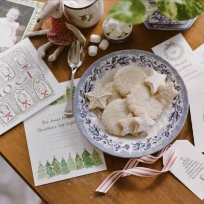 Sugar Crinkles & Southern Cookie Swaps