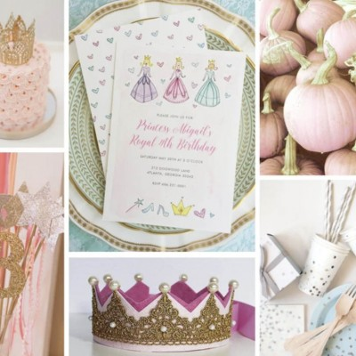 The Perfect Princess Party
