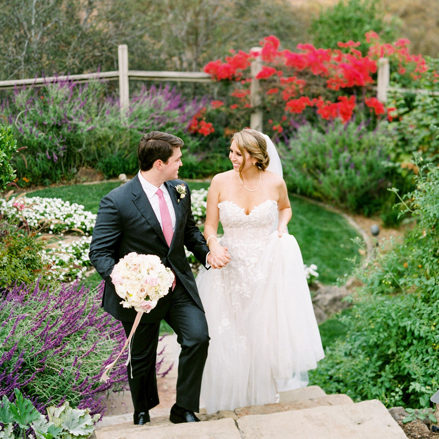 Real Weddings: Chelsea and Barrett Meister's 2020 Backyard Wedding
